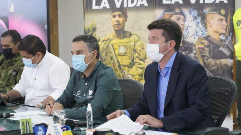 Dos importantes capturas para esclarecer los homicidios colectivos de este año en Betania y Andes, se dieron en las últimas horas.