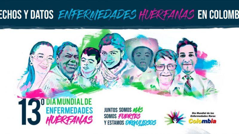 28 de Febrero día mundial de las enfermedades huérfanas
