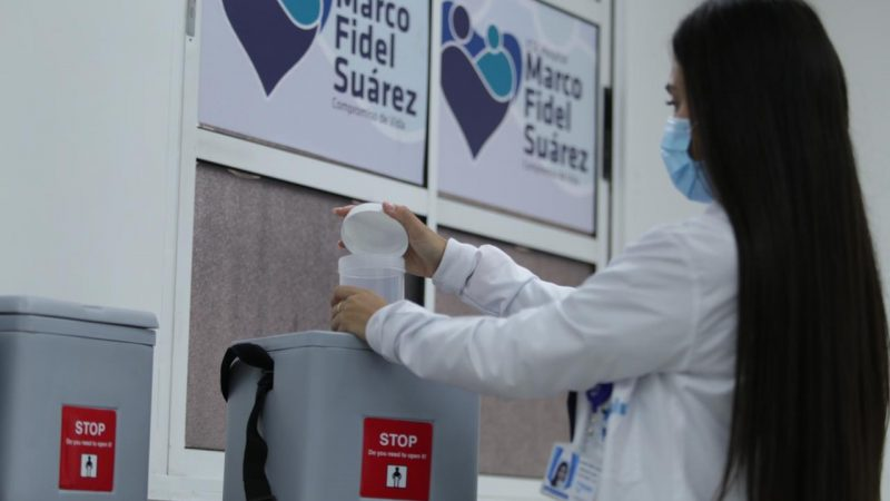 """""""Antioquia está preparada para recibir la vacuna"""": Luis Alexander Moscoso, viceministro de Salud"""
