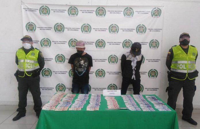 A la cárcel dos hombres que presuntamente secuestraron a una adulta mayor para robarle un dinero