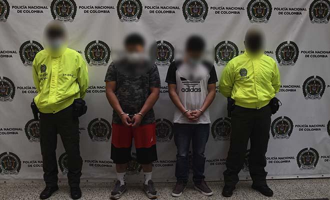 Capturado presuntos responsables del homicidio del hermano del humorista 'jeringa'.