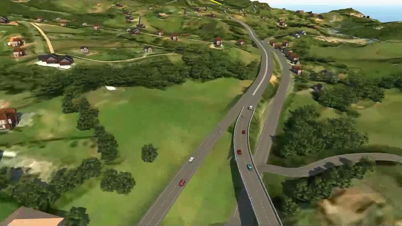 Se oficializó proyecto de conexión entre los valles de Aburrá y San Nicolás