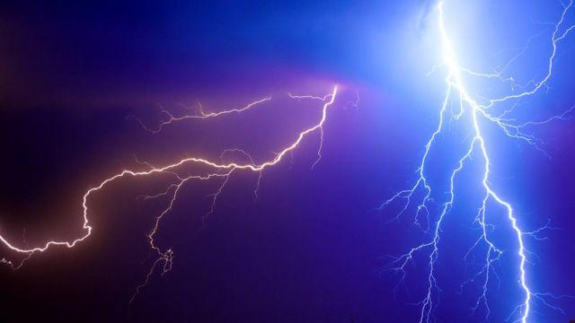 Caida de rayo deja varias personas afectadas en Argelia Antioquia