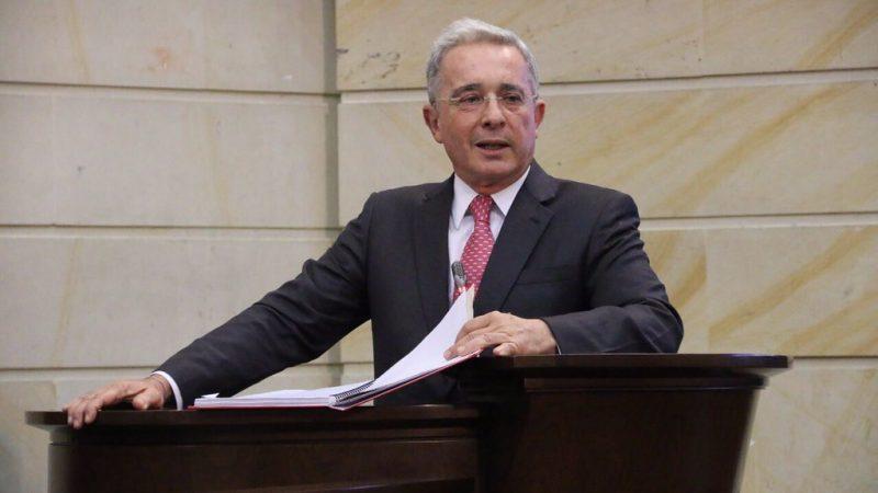 Fiscalía solicita audiencia de preclusión de la investigación que se sigue contra el exsenador Álvaro Uribe Vélez