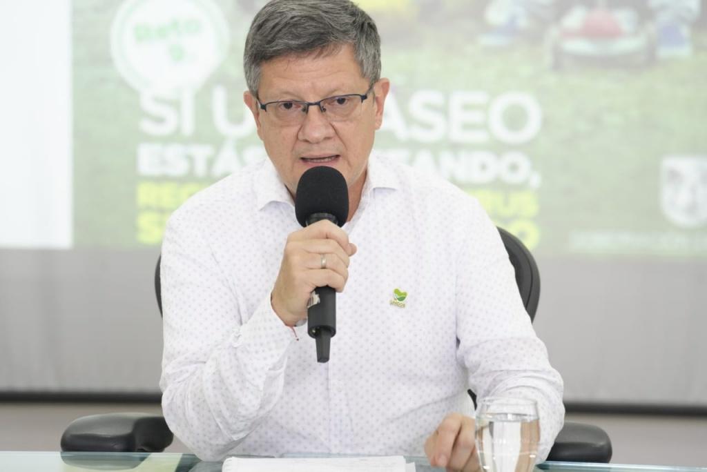 El gobernador (e) de Antioquia estableció nuevas medidas para la contención del Covid-19 para esta Semana Santa