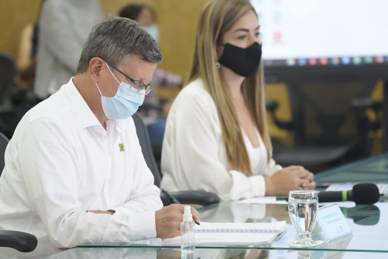 Gobernador (e) de Antioquia anunció nuevas restricciones en todo el departamento por el incremento en casos de Covid-19