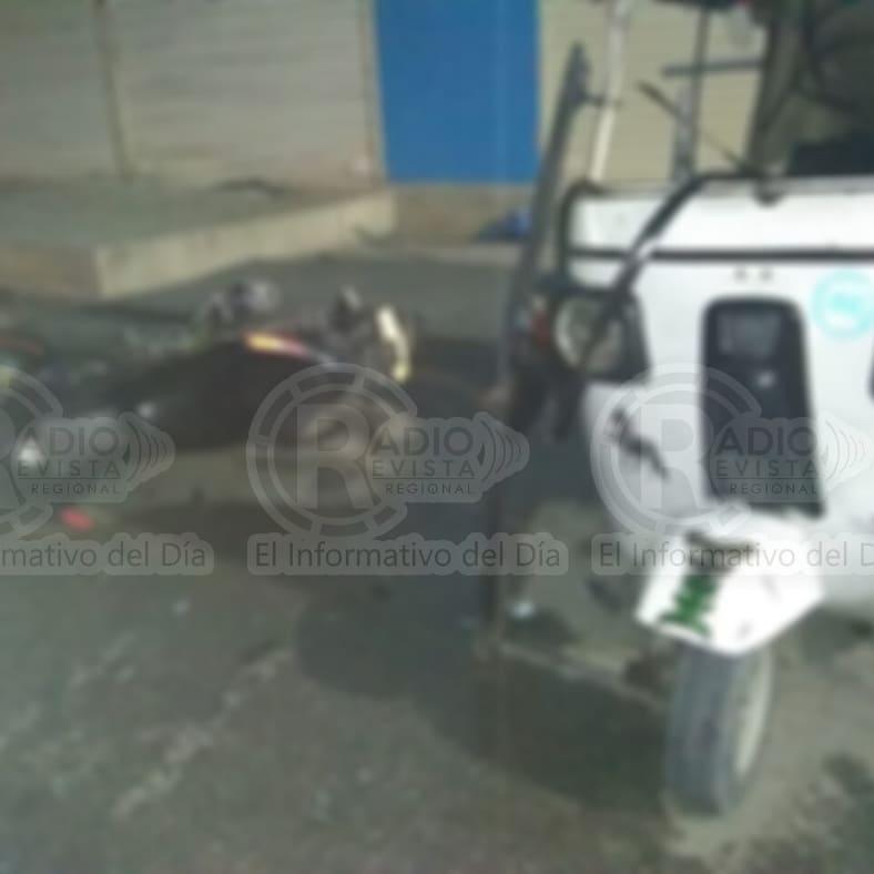 Un camión tipo turbo sin frenos ocasionó una tragedia en la Pintada Antioquia