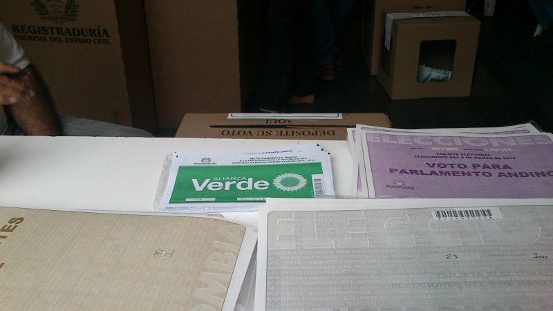 06 de Junio elecciones atípicas en Caucasia