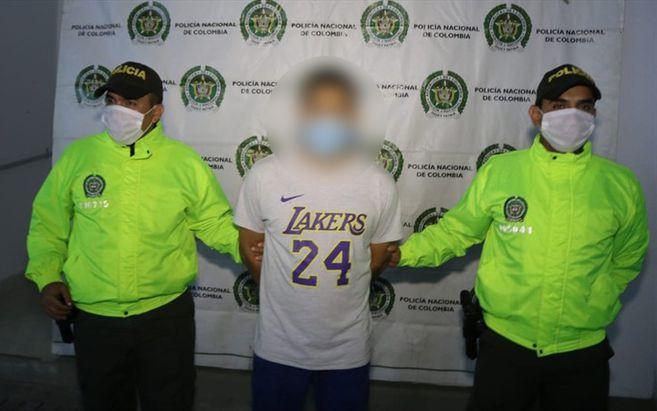 Cae presunto responsable de homicidio de niña de un año durante ataque a hinchas de fútbol en Cali