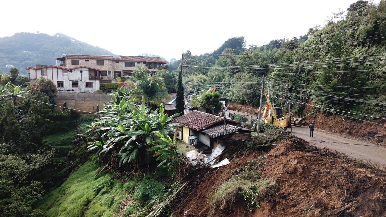 Antioquia tiene listo su marco de actuación para la primera temporada de lluvias 2021