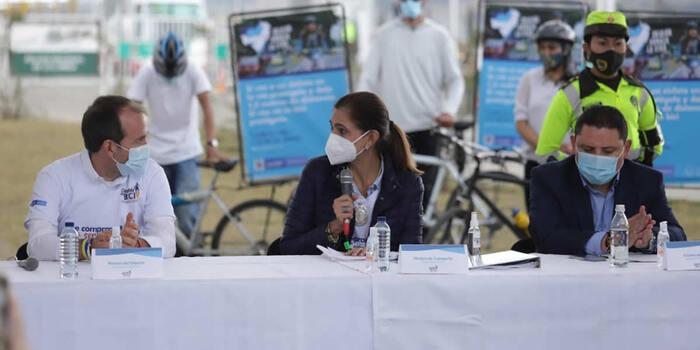 Gobierno nacional presenta guía para promover la protección de los ciclistas en las vías del país