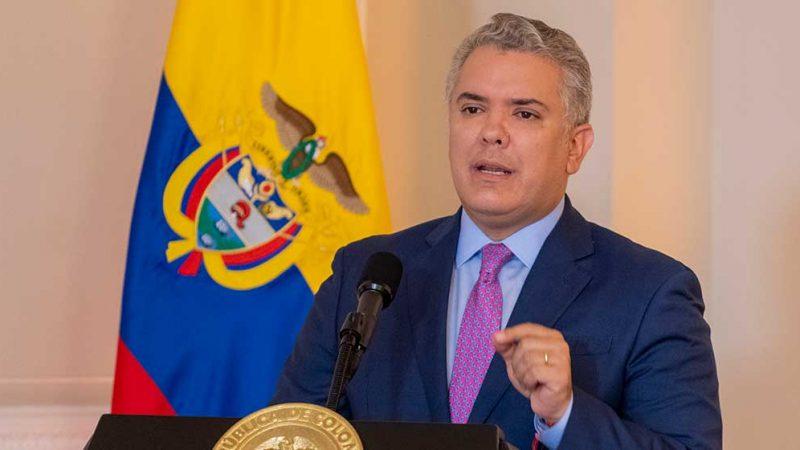 Gobierno Nacional anuncia medidas de aislamiento preventivo para evitar aumento del covid-19 en ciudades capitales