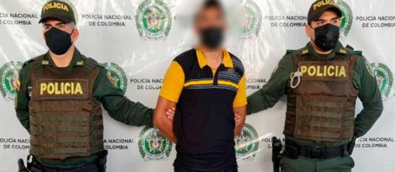 Capturado alias 'Tolima' vinculado en dos homicidios colectivos en Antioquia