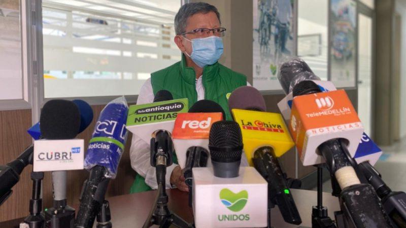 Antioquia continuará con el modelo de acordeón 4/3 durante esta semana en todo el departamento para contrarrestar el Covid