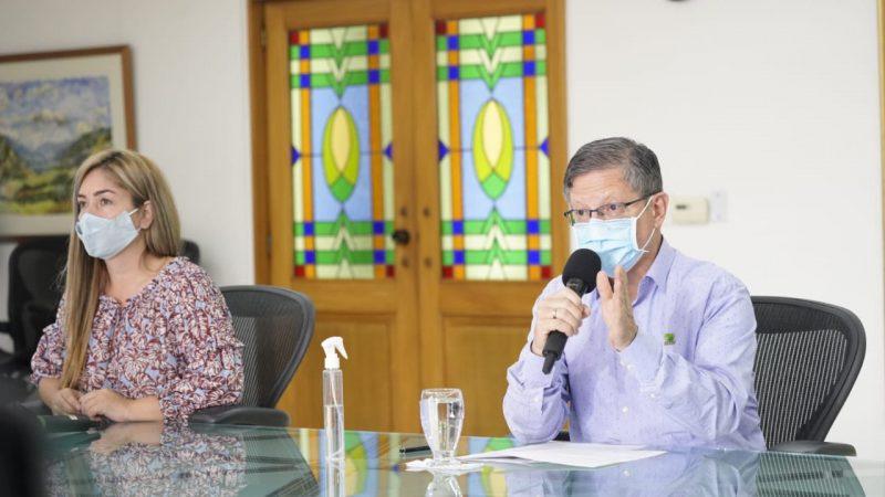 Nuevas medidas se extiende una semana más el toque de queda en Antioquia