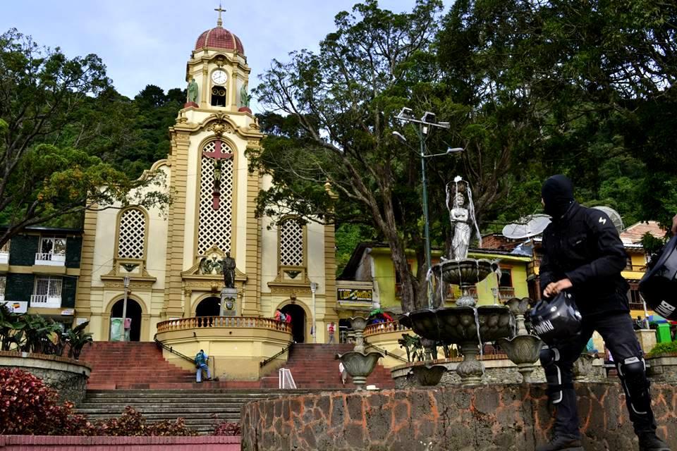 Capturados por microtrafico en Fredonia Antioquia