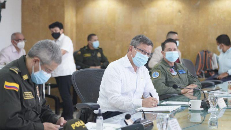 Antioquia registró en marzo una reducción del 1,1% en los homicidios con respecto al mismo periodo de 2020