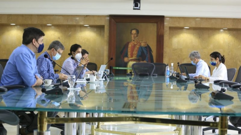 Nuevas medidas para enfrentar la crisis por Covid-19 en Antioquia