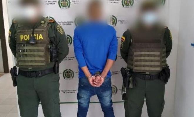 Capturado un hombre solicitado por los delitos de homicidio agravado en Mutatá