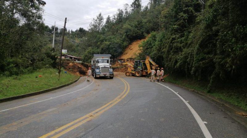 71 emergencias han sido reportadas en Antioquia en lo que va de la primera temporada de lluvias