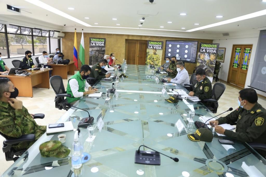 Gobierno de Antioquia y las autoridades actuarán con contundencia ante actos vándalicos que afecten la infraestructura de bienes de interés público
