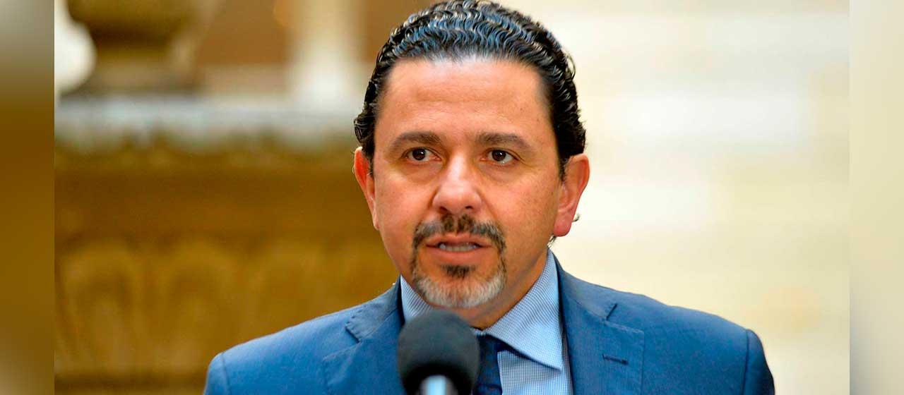 Gobierno Nacional designa a Juan Carlos Cuéllar como nuevo Gestor de Paz
