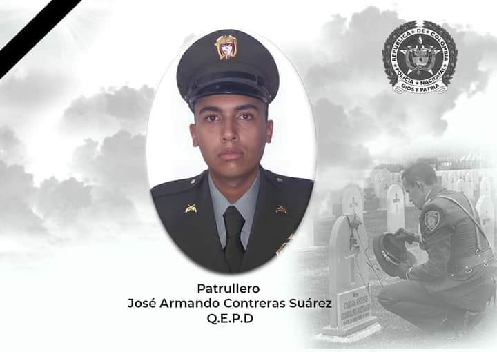 Un patrullero de la policía asesinado y una mujer herida dejó un hostigamiento armado en Cáceres