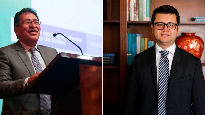 Fernando Jiménez y Jesús Bejarano nuevos Viceministros de Hacienda