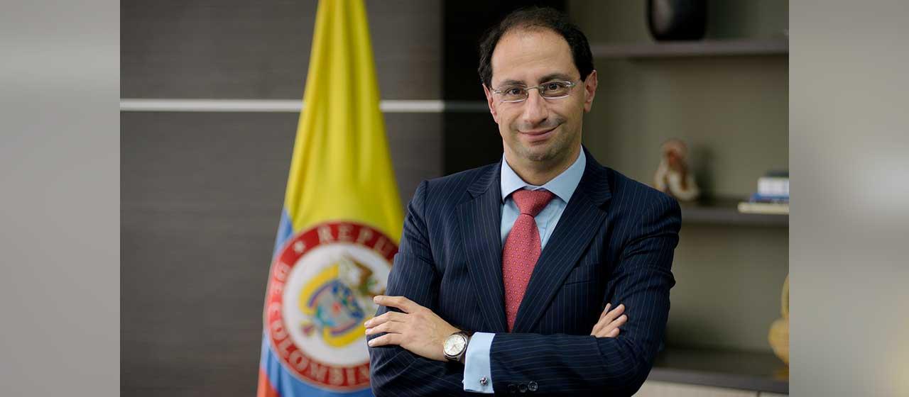 Presidente Duque designa a José Manuel Restrepo como nuevo Ministro de Hacienda y Crédito Público