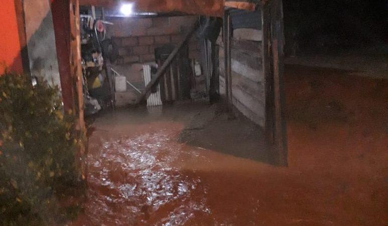 11 eventos por las fuertes lluvias fueron reportados al Dagran, la entidad continúa monitoreando las cuencas que representan alto riesgo