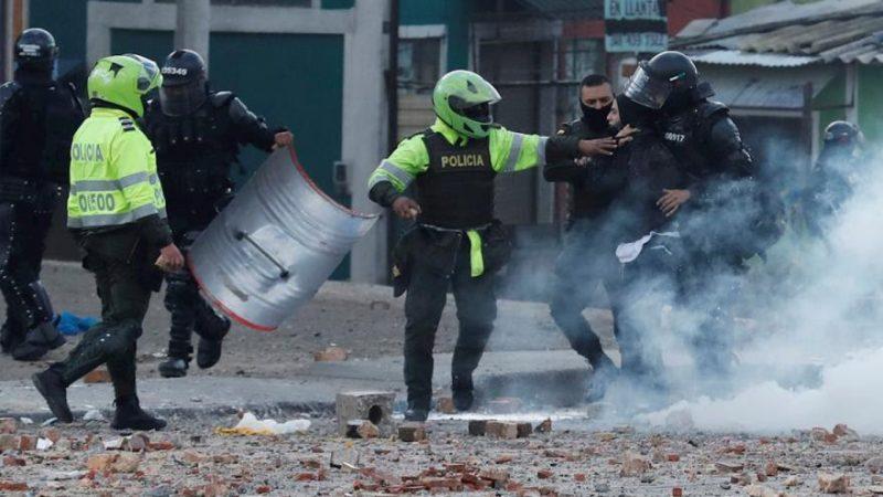 Corte Suprema pide informe al Gobierno por exceso de fuerza en protestas