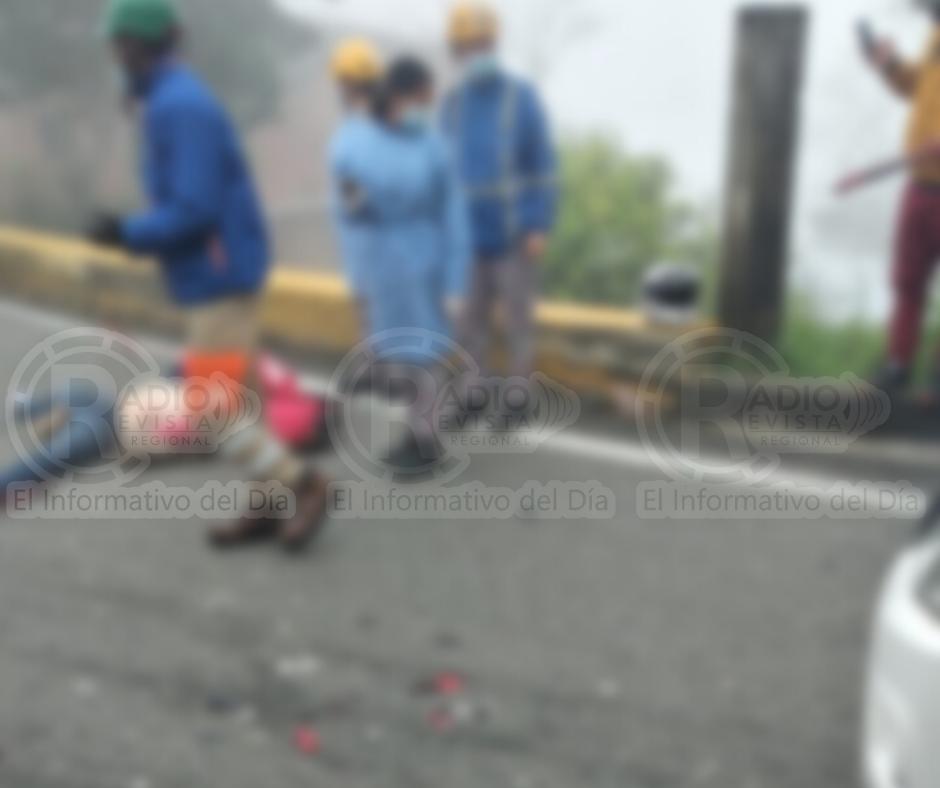 Fatal accidente de transito en Santa Barbara Antioquia deja dos muertos