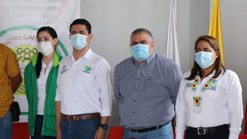 La Gobernación de Antioquia acompañó la Feria de Café de Altura de Concordia y la Provincia Sinifaná