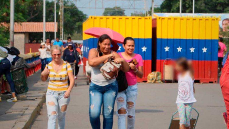 Más de un millón de migrantes venezolanos se han registrado para recibir Estatuto Temporal de Protección, afirma Duque