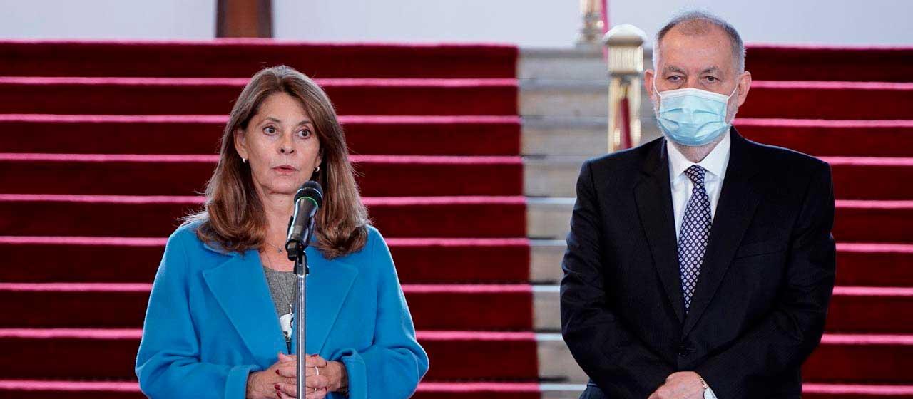 'En Colombia hay un Estado que promueve, reconoce y protege los derechos humanos': Vicepresidenta