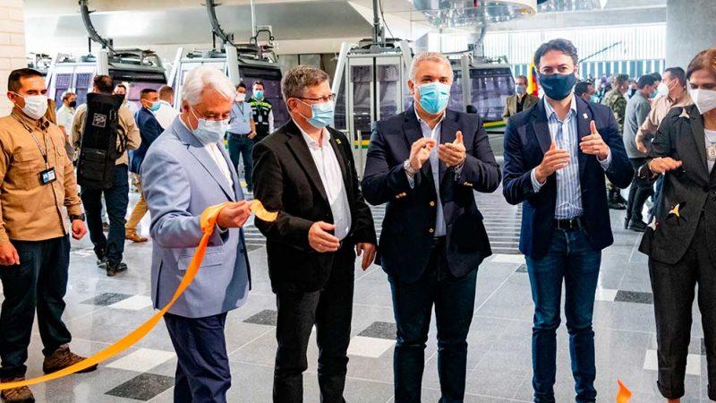 Consejería para las Regiones entregó balance de las inversiones históricas del Gobierno Nacional en Antioquia