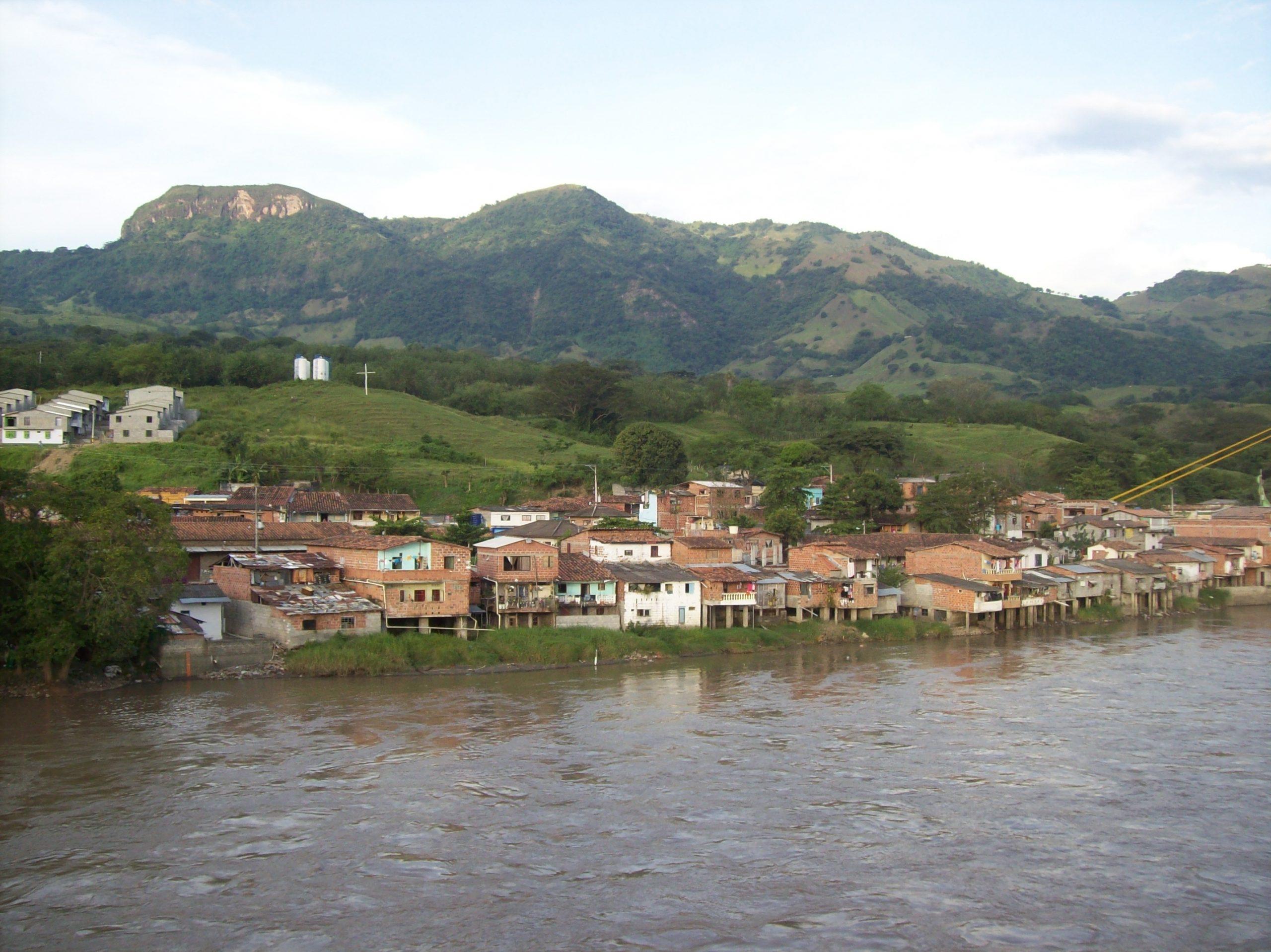 Capturado en la Pintada Antioquia  por el delito de Homicidio
