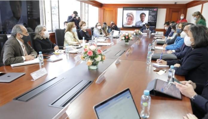 Comisión Interamericana de Derechos Humanos (CIDH) entrega un balance positivo de la reunión sostenida con la Procuradora General de la Nación, Margarita Cabello