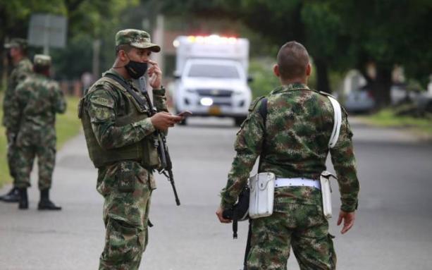 Procuraduría inicia recaudo de pruebas por atentado en la Brigada 30 del Ejército Nacional