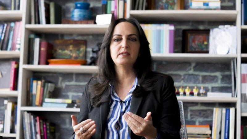 María Fernanda Cabal y otros uribistas piden repetir elecciones en Perú