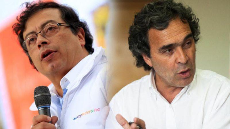 """""""Librepensador, pero no bobo"""": nuevo rifirrafe entre Petro y Fajardo"""