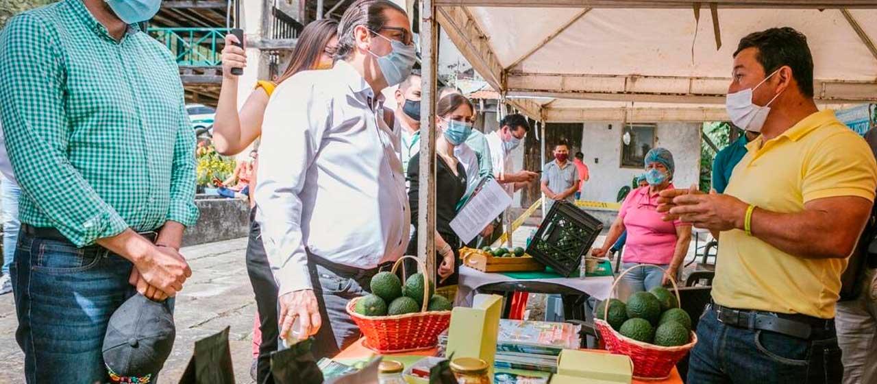 Ministerio de Agricultura organiza segunda jornada de negocios de Agricultura por Contrato