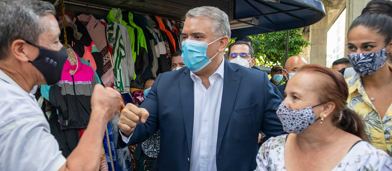 Gobierno le cumple a Antioquia con la entrega este año de 37 obras, por más de $1,64 billones