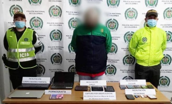 Capturado docente que habría abusado de tres menores de edad en el municipio de Jericó