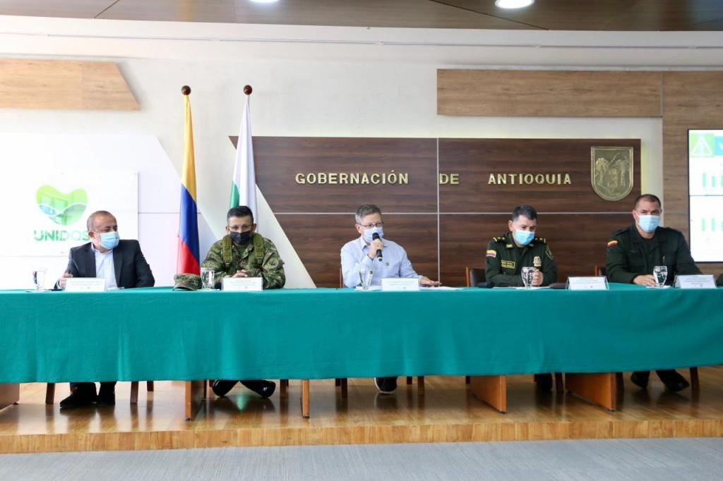 Los homicidios en Antioquia para el mes de junio registraron un incremento del 12,7% con respecto al año anterior.