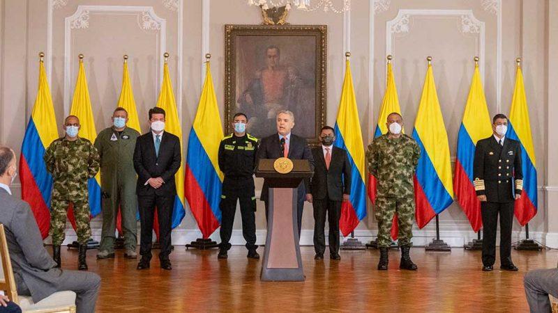 Resultados de la Operación Orión VII demuestran que unidos somos más eficaces frente al tráfico internacional de drogas: Duque