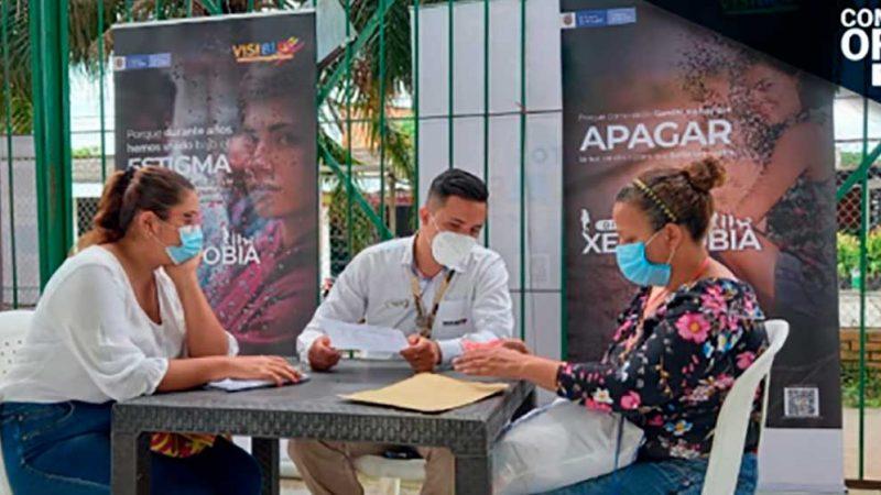 Más de un millón de venezolanos ya agendaron su cita para la segunda etapa del Estatuto Temporal de Protección