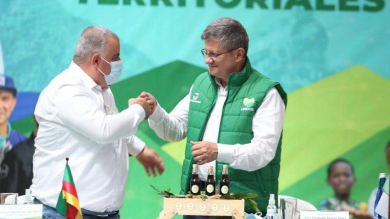 En el municipio de Concordia se efectuó el Séptimo Encuentro Zonal de la Agenda Antioquia 2040