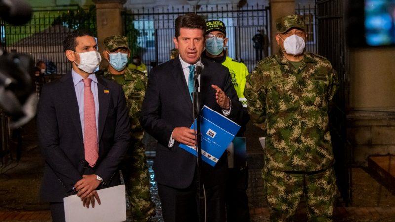 Capturado alias ´Machín´, responsable del desplazamiento masivo en Ituango, Antioquia.