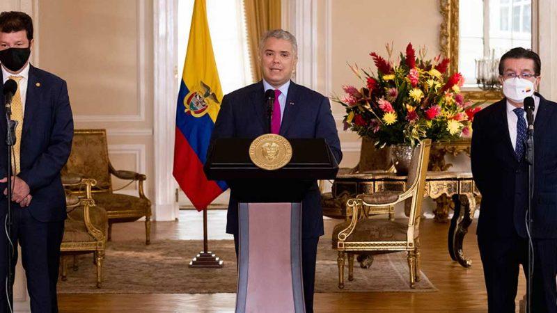 Certificado Digital de Vacunación pone a Colombia a tono con otros países del mundo: Duque